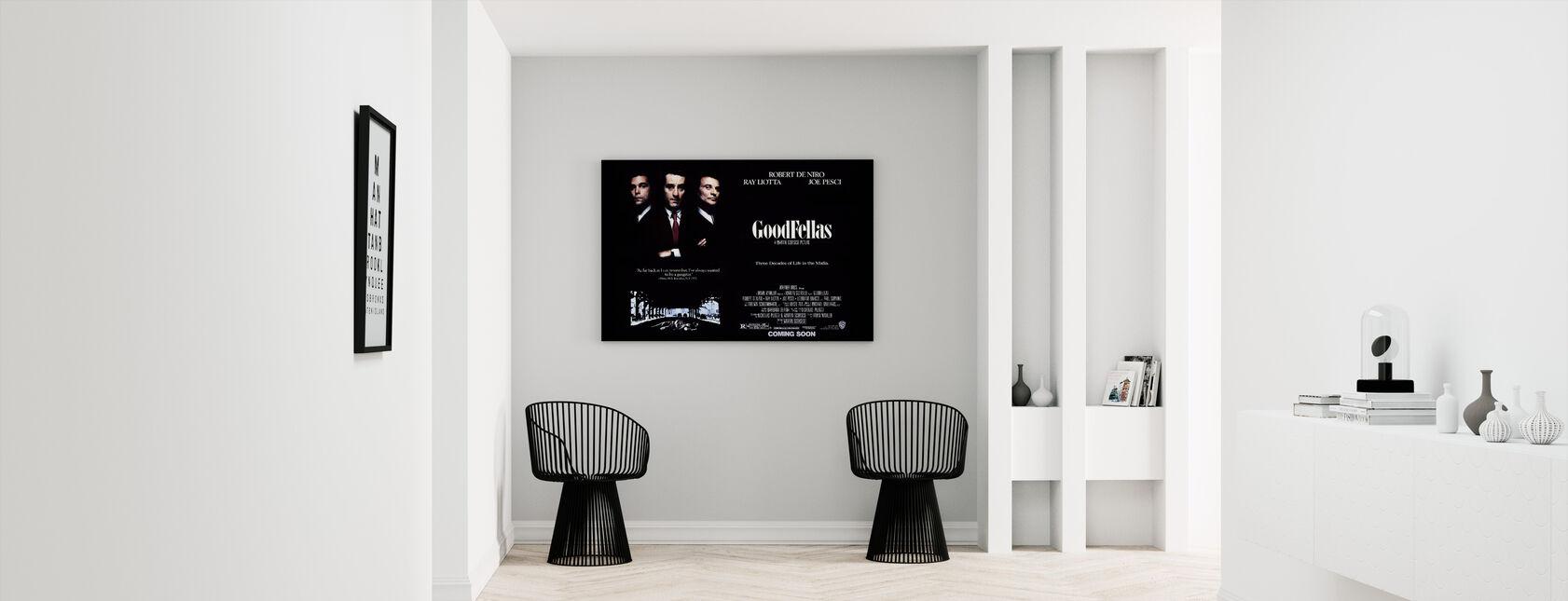 Goodfellas - Canvas print - Gang