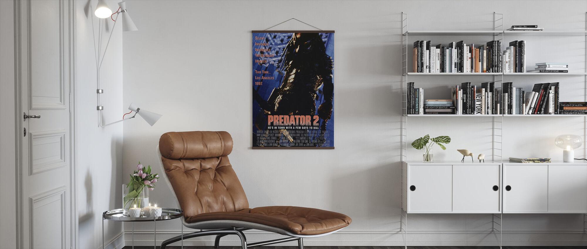 Predator 2 - Poster - Living Room