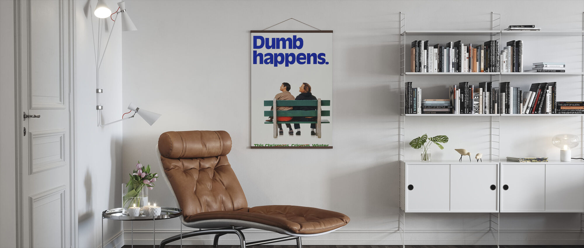 Dumb and Dumber - Poster - Living Room