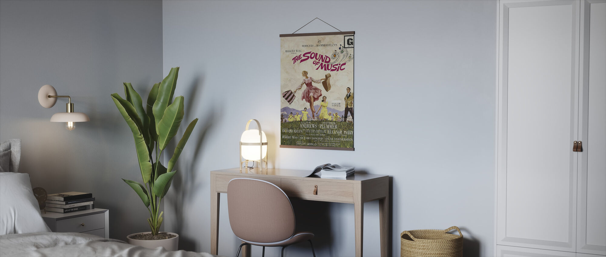 Sound of Music - Poster - Office