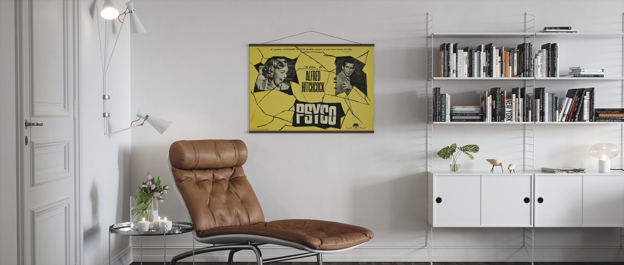 Psycho - Poster - Living Room