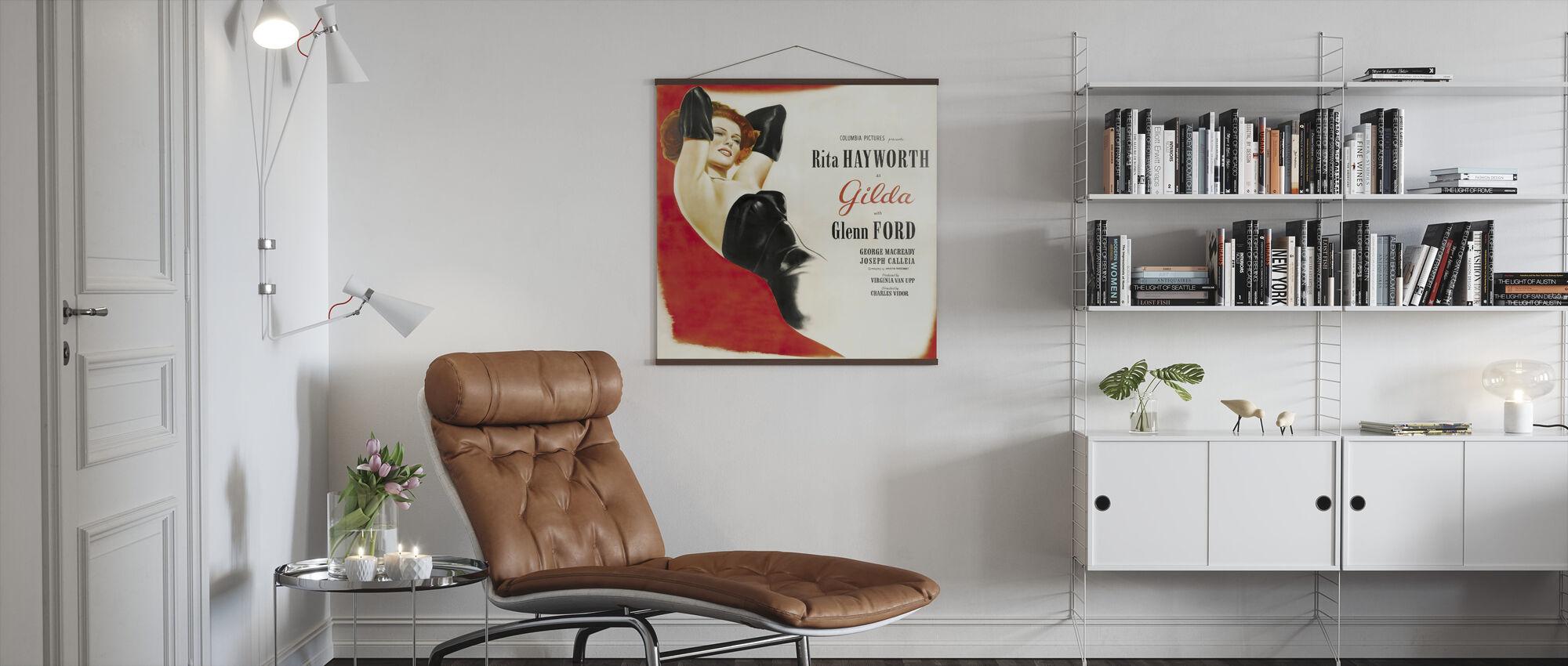 Gilda - Poster - Living Room