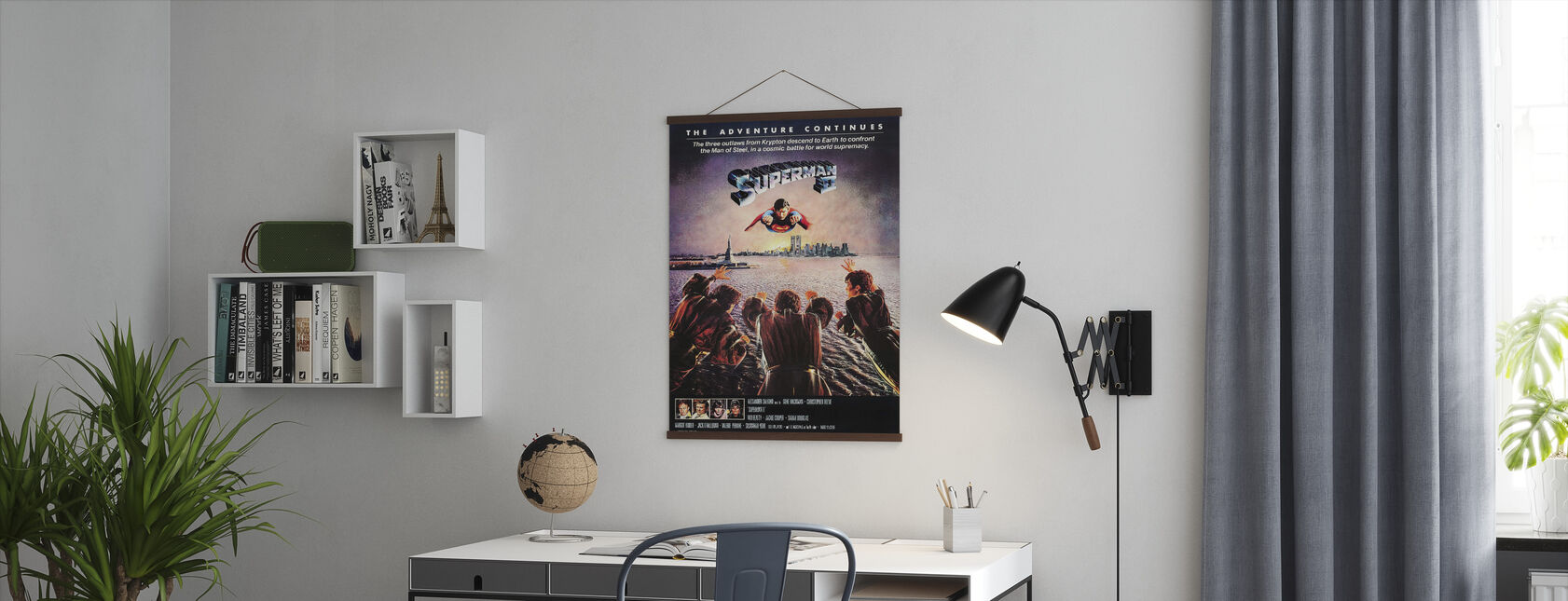 Superman II - Poster - Office