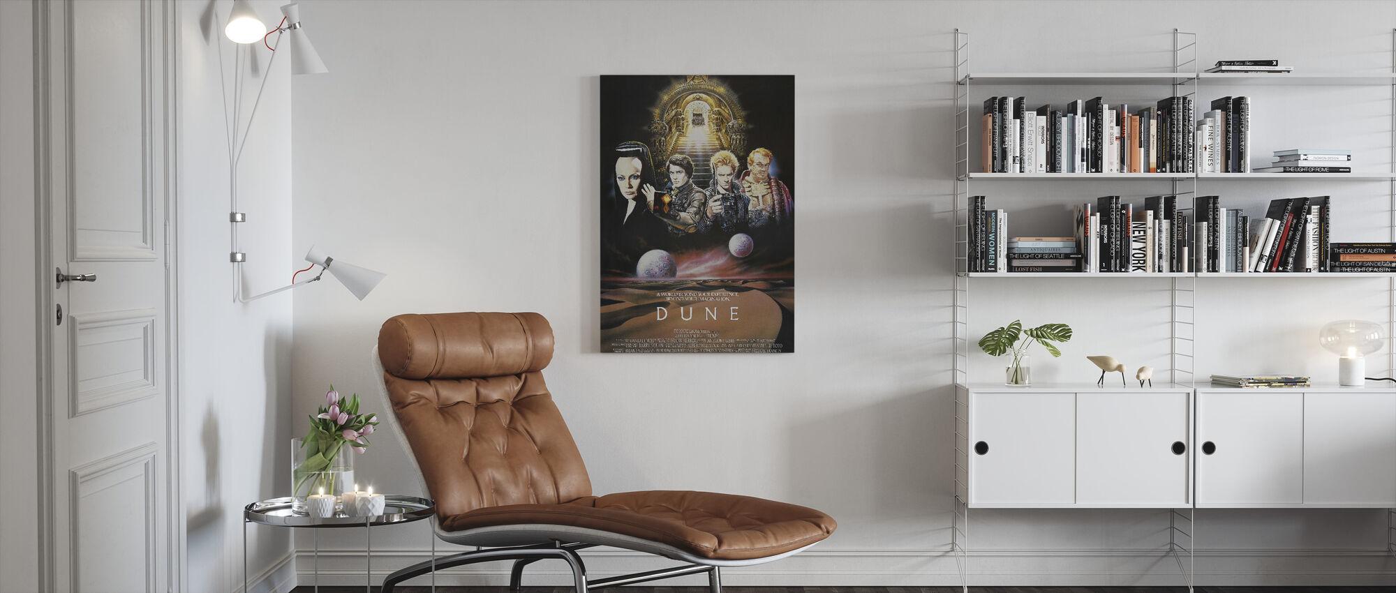 Dune - Canvas print - Living Room