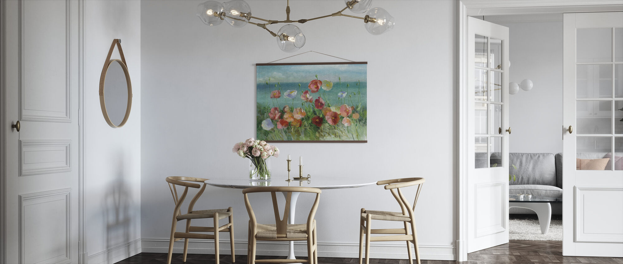Coastal Poppies - Poster - Kitchen
