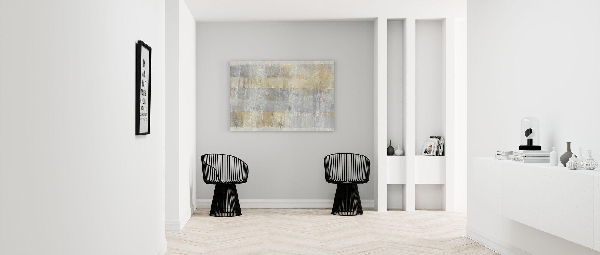 Climbing Up - Canvas print - Hallway