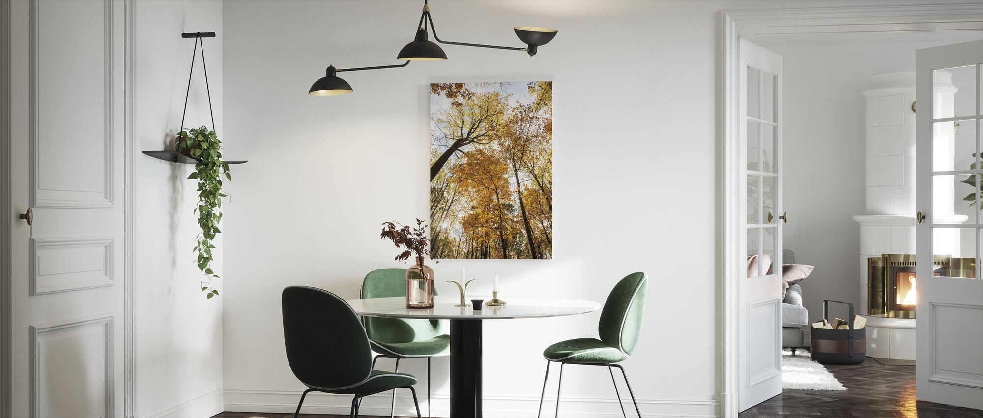 Koristavat puut II - Canvastaulu - Keittiö