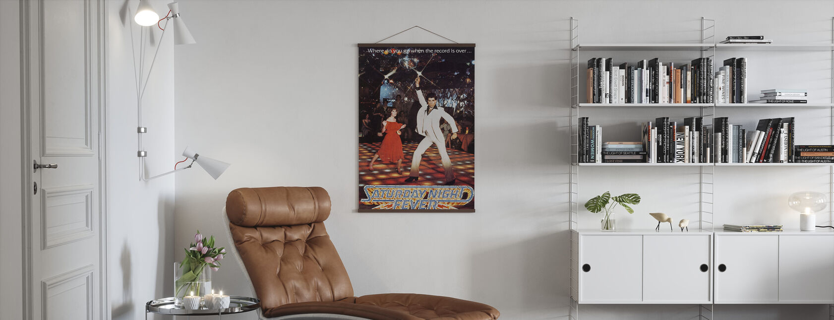 Saturday Night Fever - Poster - Living Room