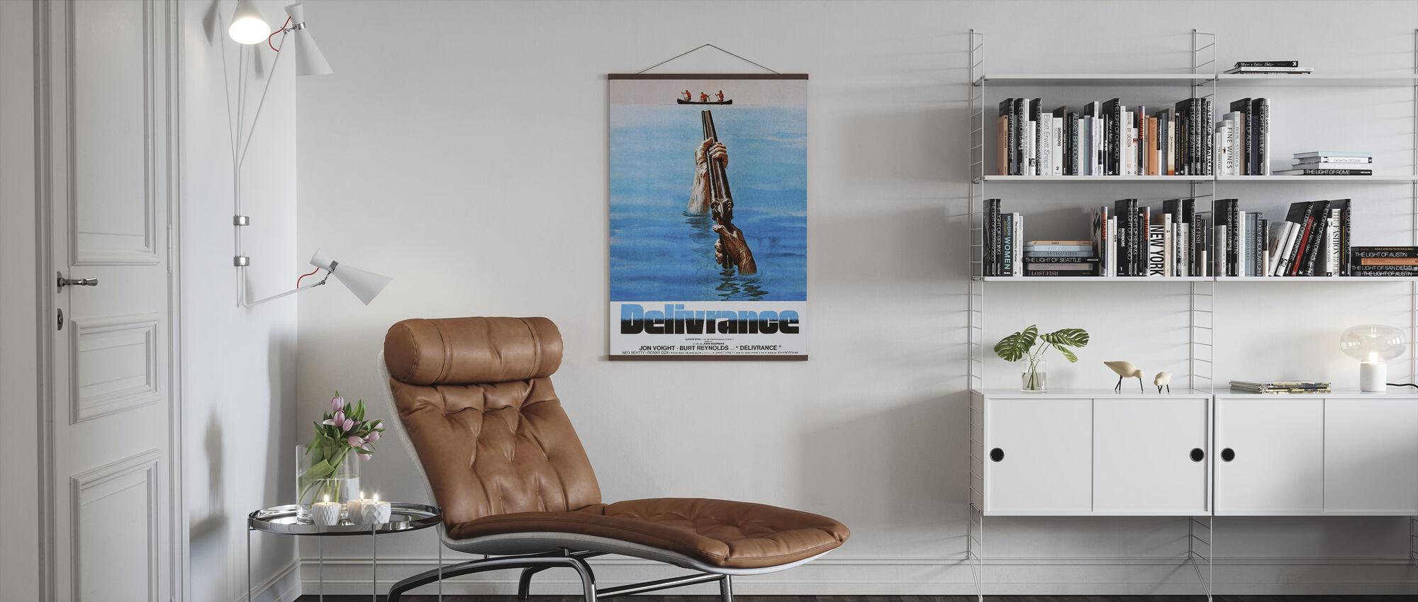 Deliverance - Poster - Living Room