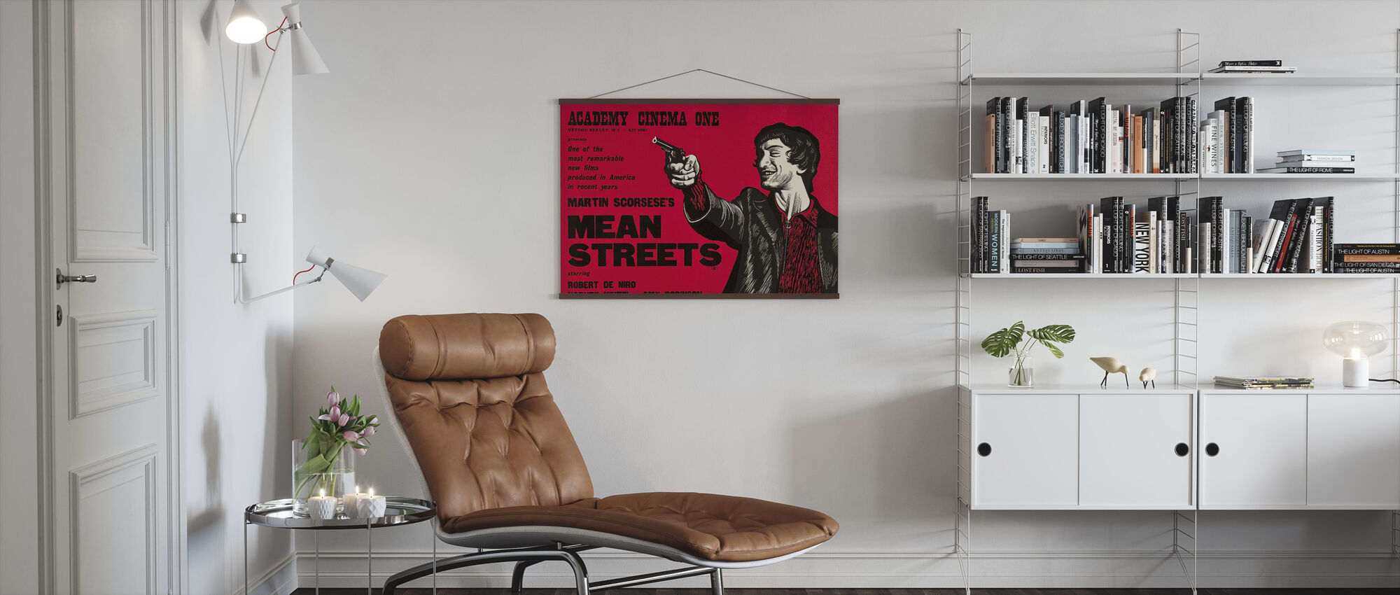 Mean Streets - Poster - Living Room