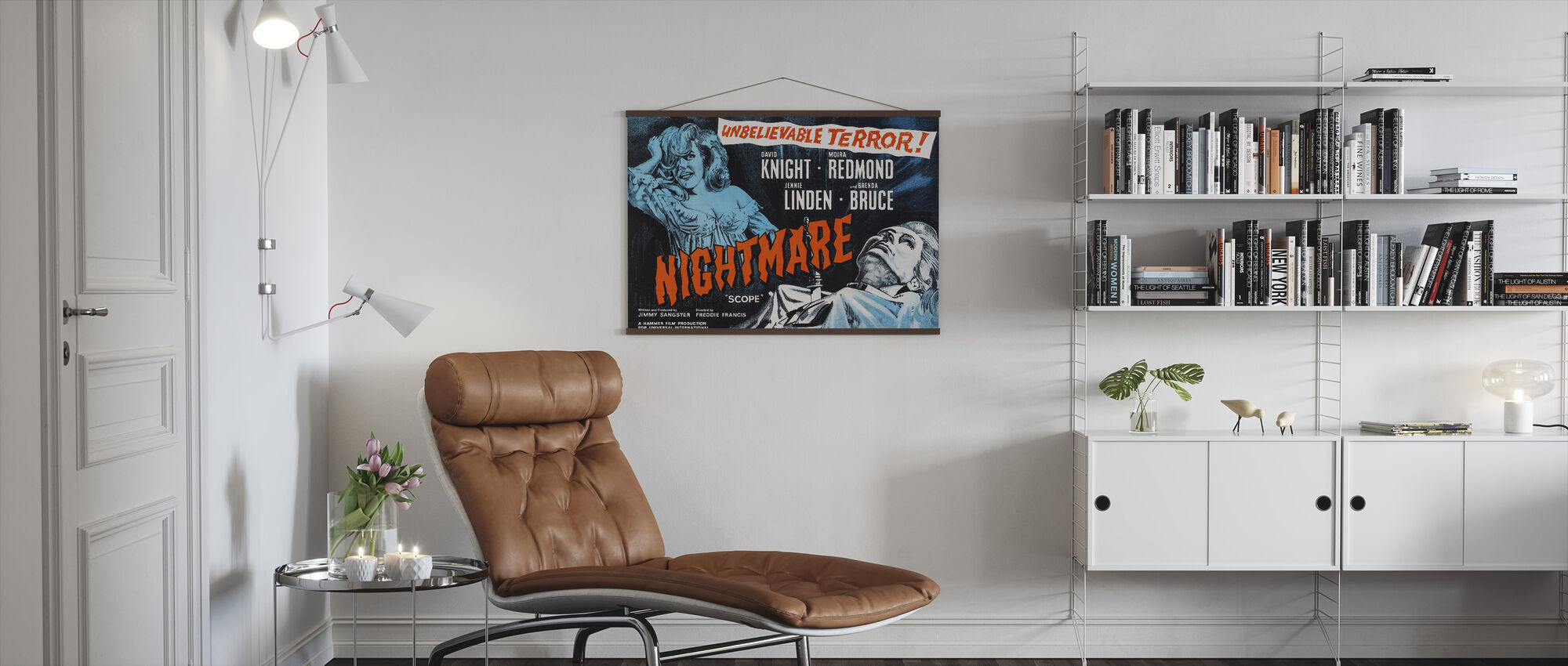 Nightmare - Poster - Living Room
