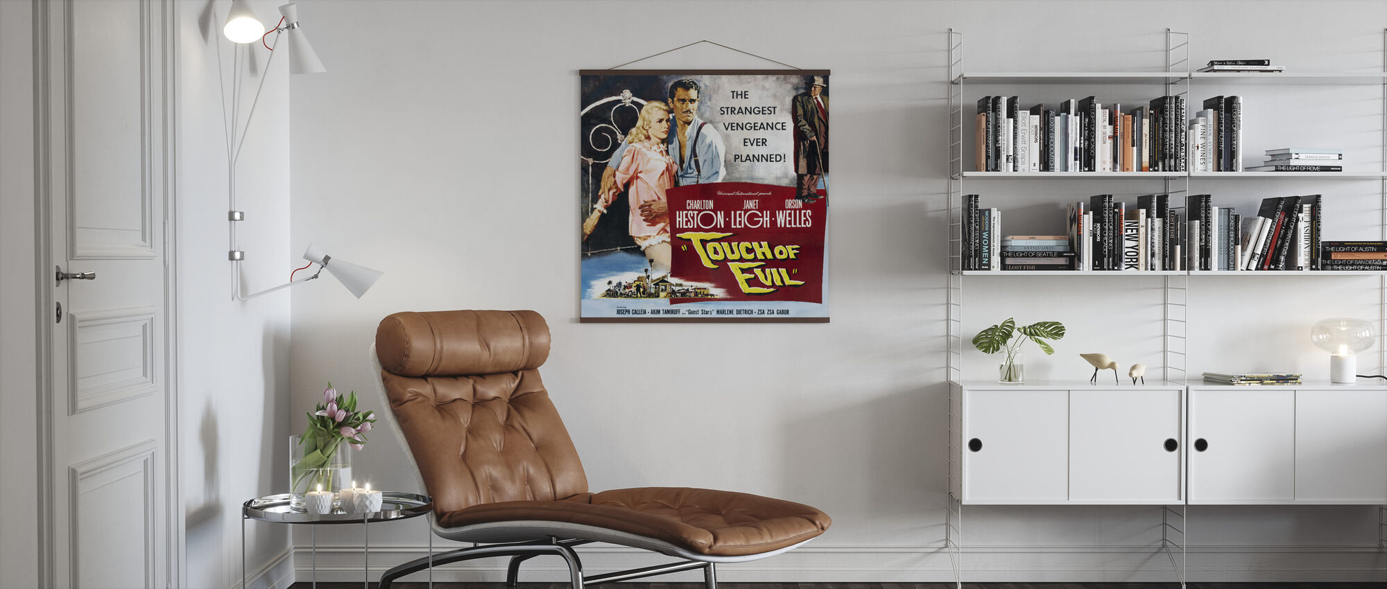 Touch of Evil - Poster - Living Room