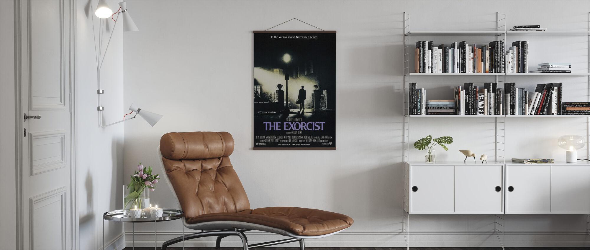 Eksorsist - Plakat - Stue