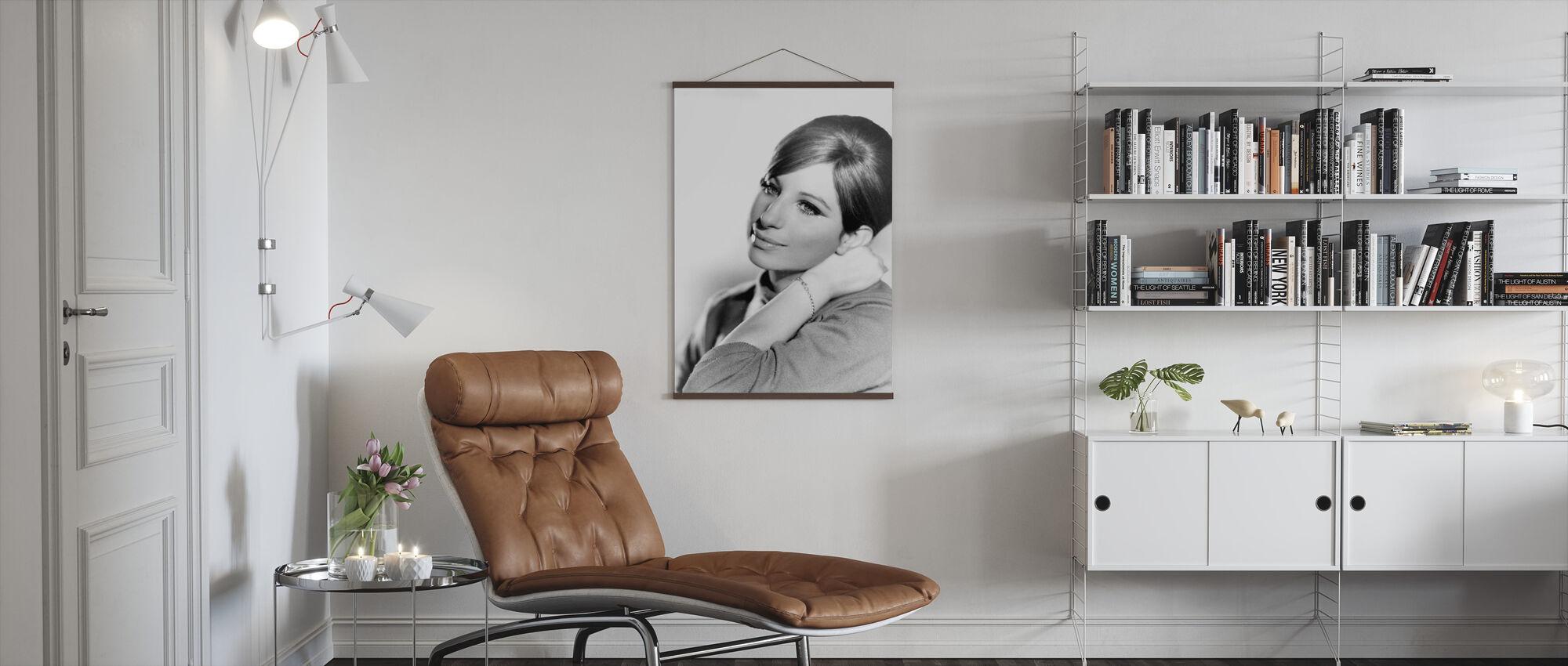 Barbara Streisand - Plakat - Stue