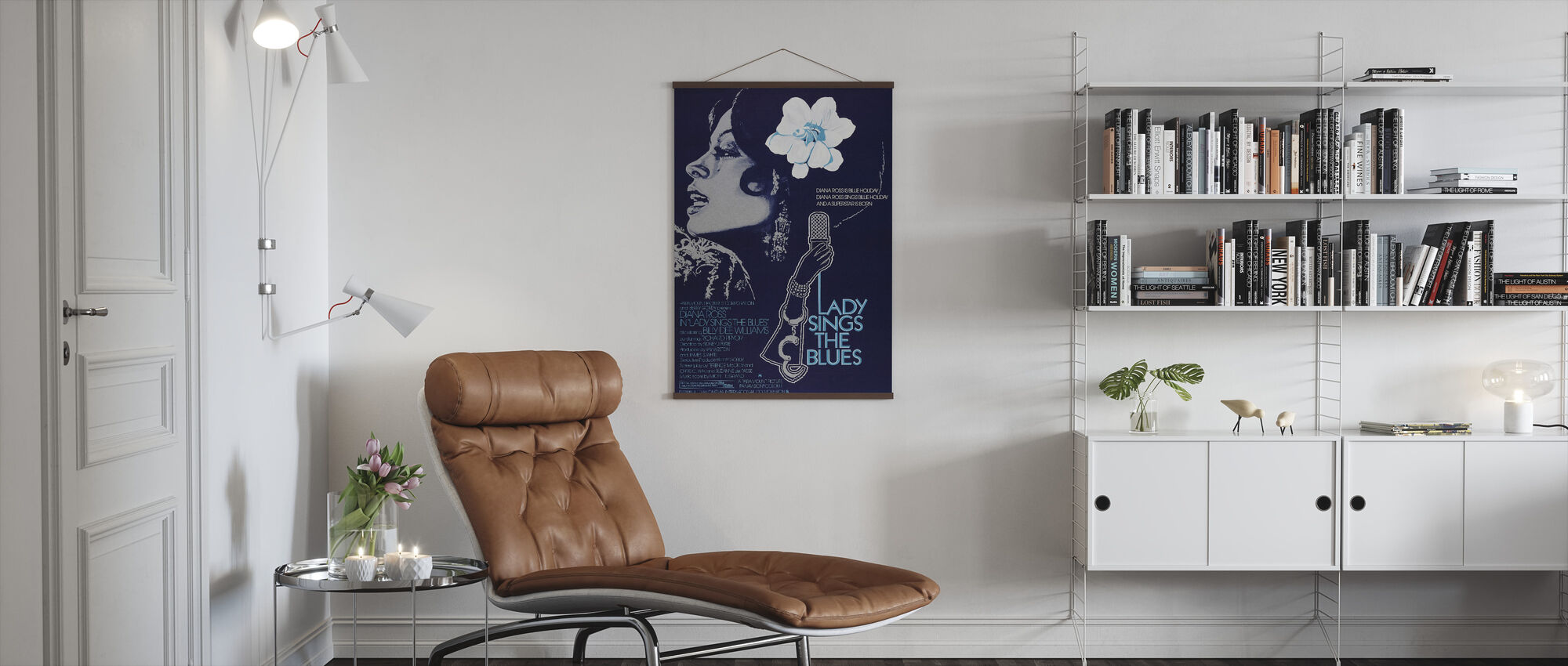 Lady Sings the Blues - Poster - Living Room