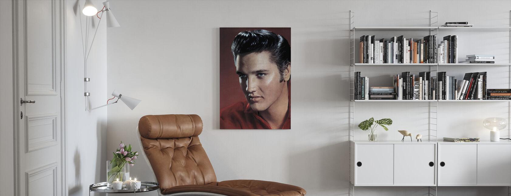 Elvis Presley - Leinwandbild - Wohnzimmer