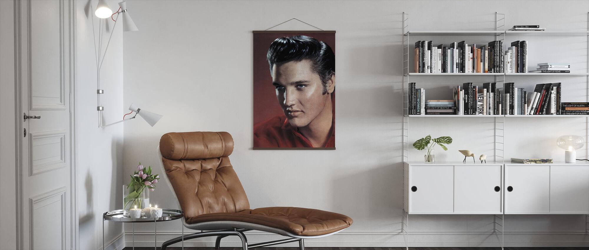 Elvis Presley - Poster - Living Room