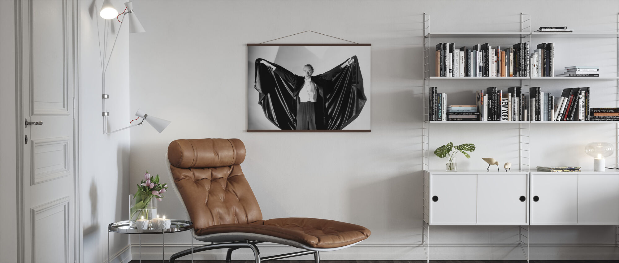 House of Dracula II - Poster - Living Room