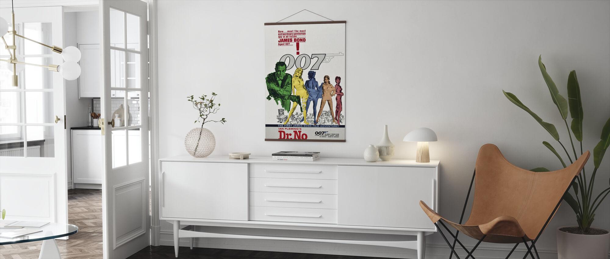 Dr. - Poster - Vardagsrum