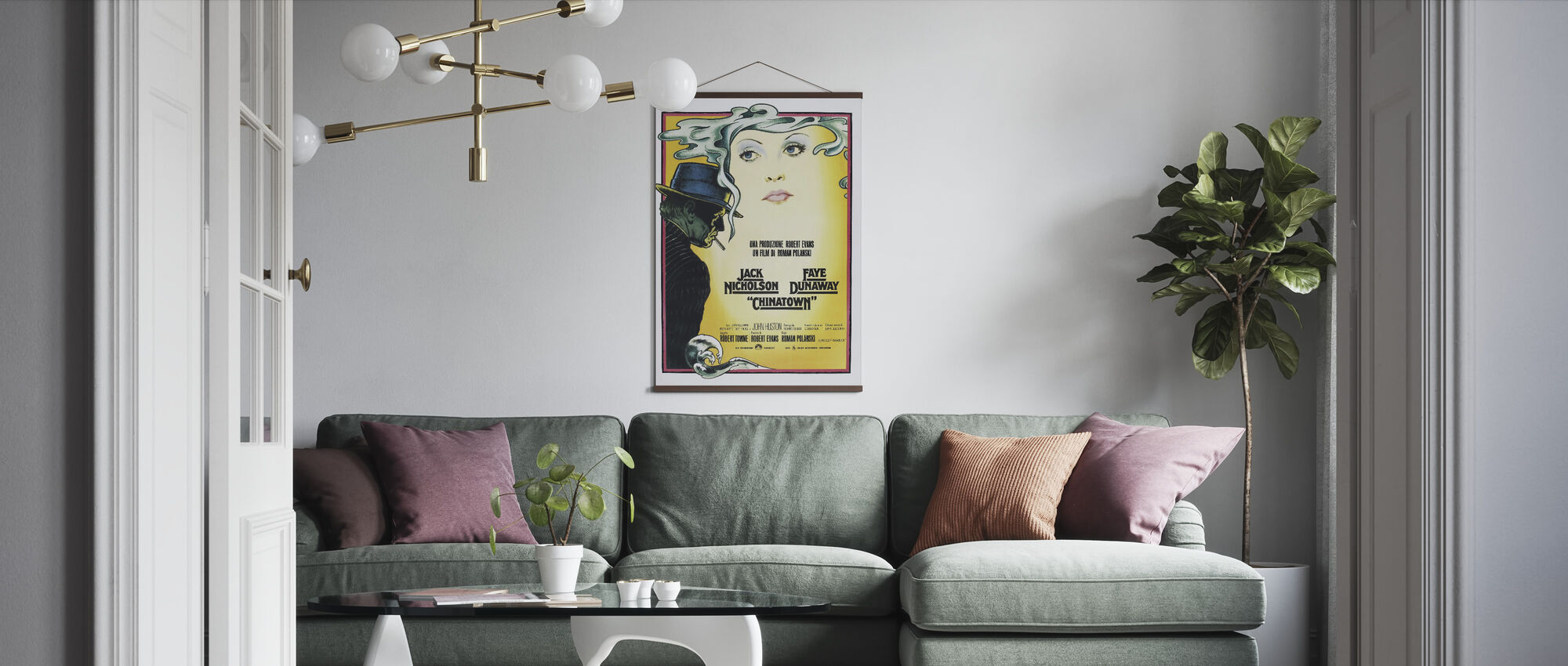 Chinatown - Poster - Woonkamer