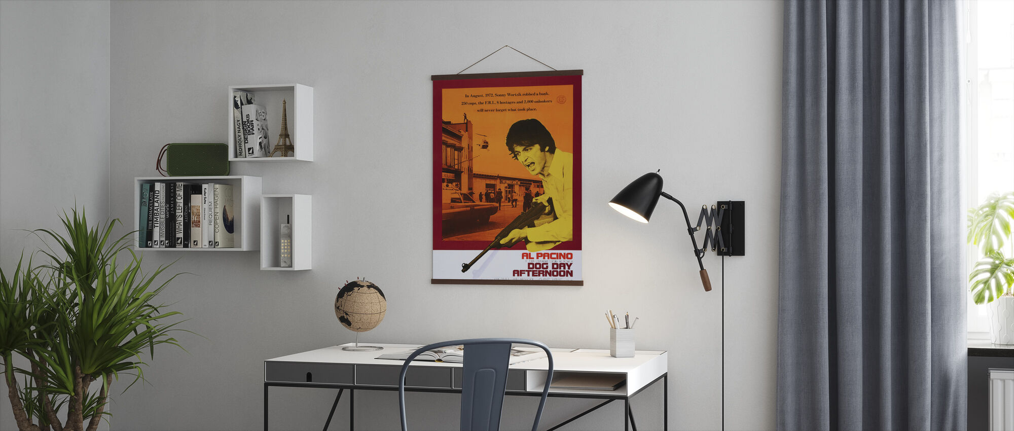 Dog Day Afternoon - Poster - Office