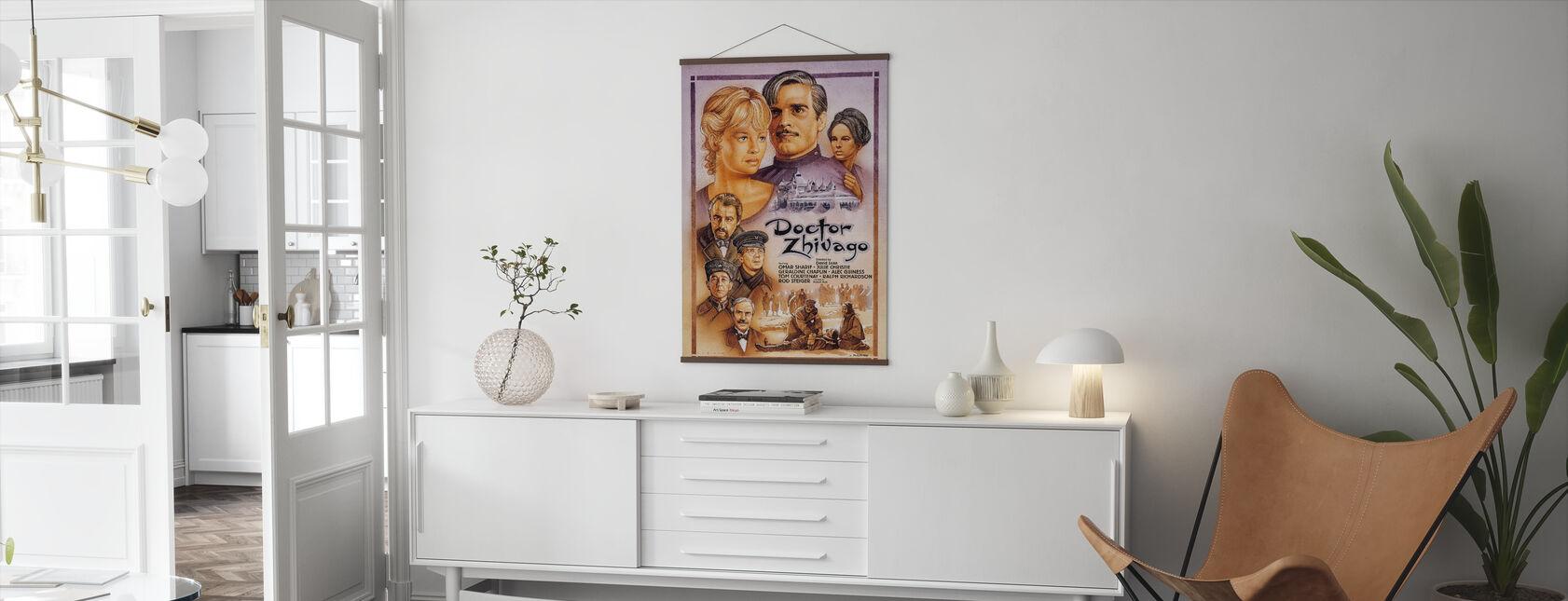 Doktor Żywago - Plakat - Pokój dzienny