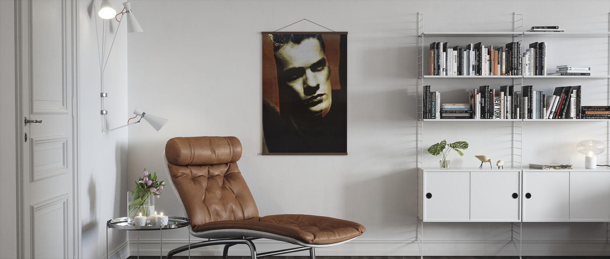 U2 rammelaar en hum - Poster - Woonkamer