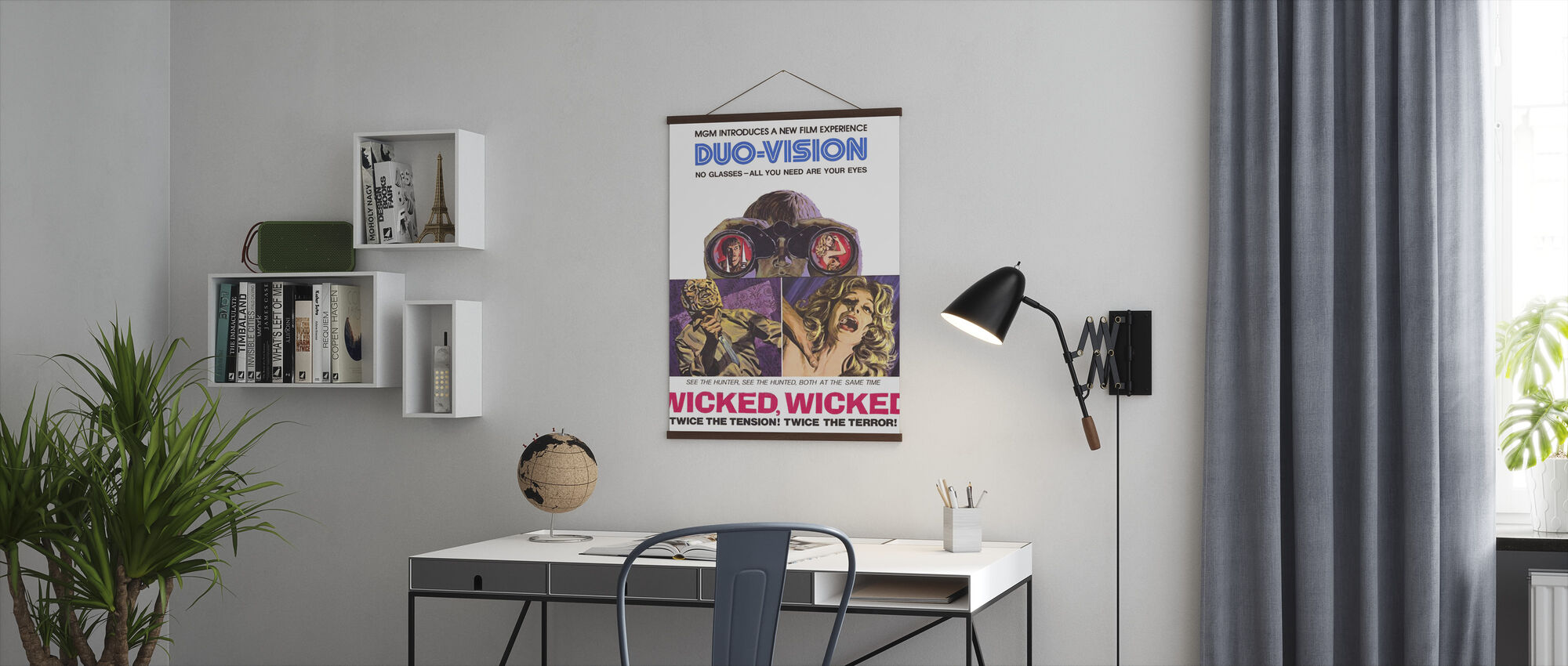Wicked - Poster - Office