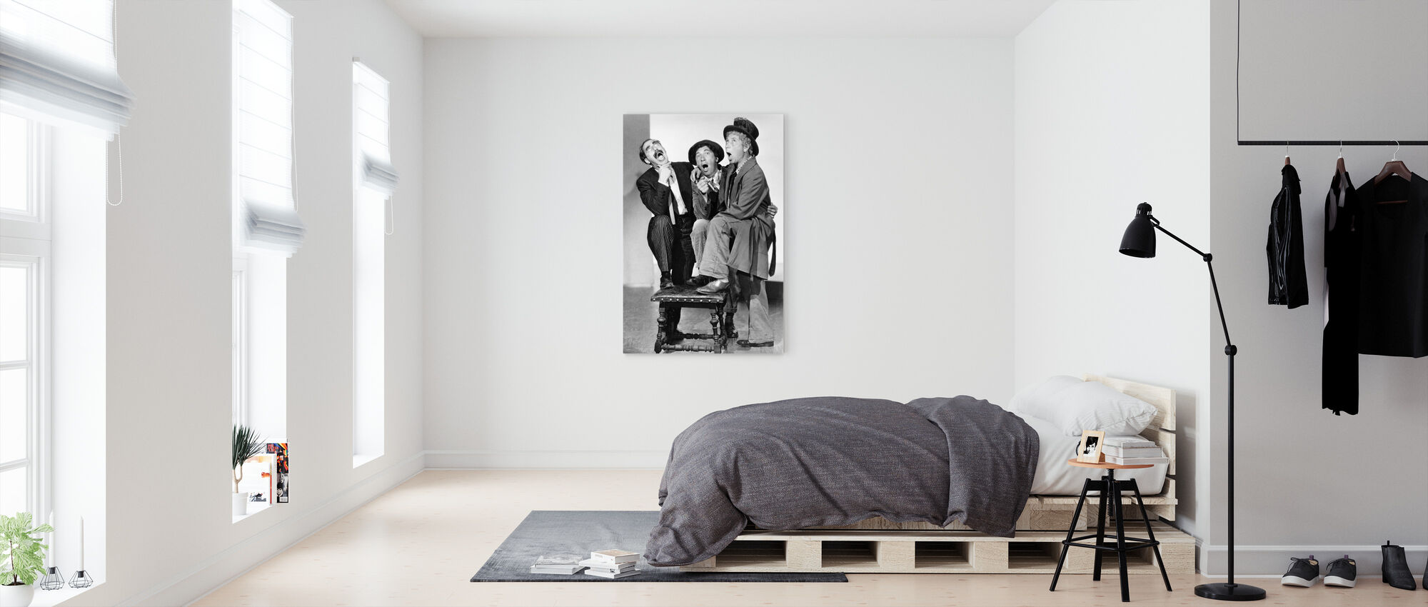 A Night at the Opera - Canvas print - Bedroom
