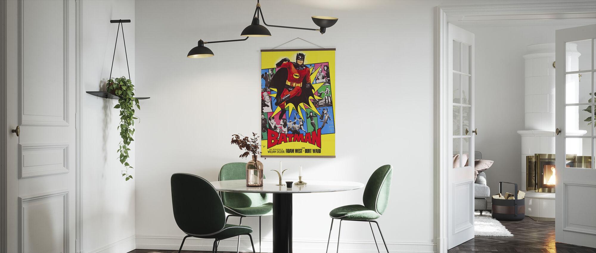 Batman II - Juliste - Keittiö