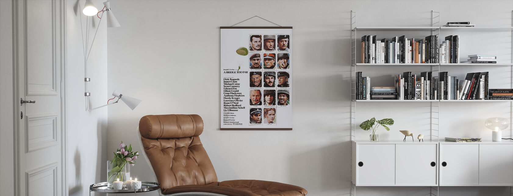 A Bridge Too Far - Poster - Living Room