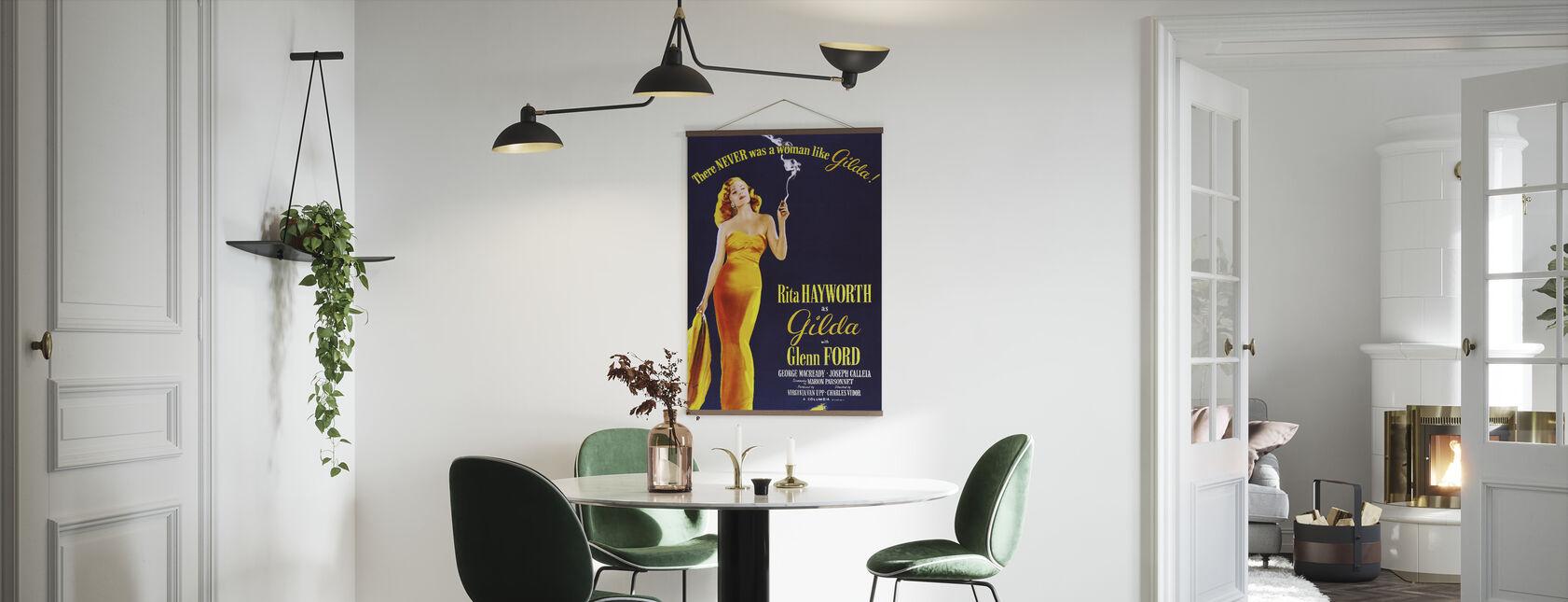 Gilda II - Plakat - Kjøkken