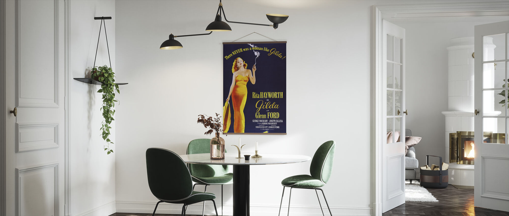 Gilda II - Poster - Kitchen