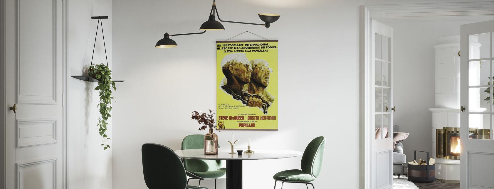 Vlinder - Poster - Keuken