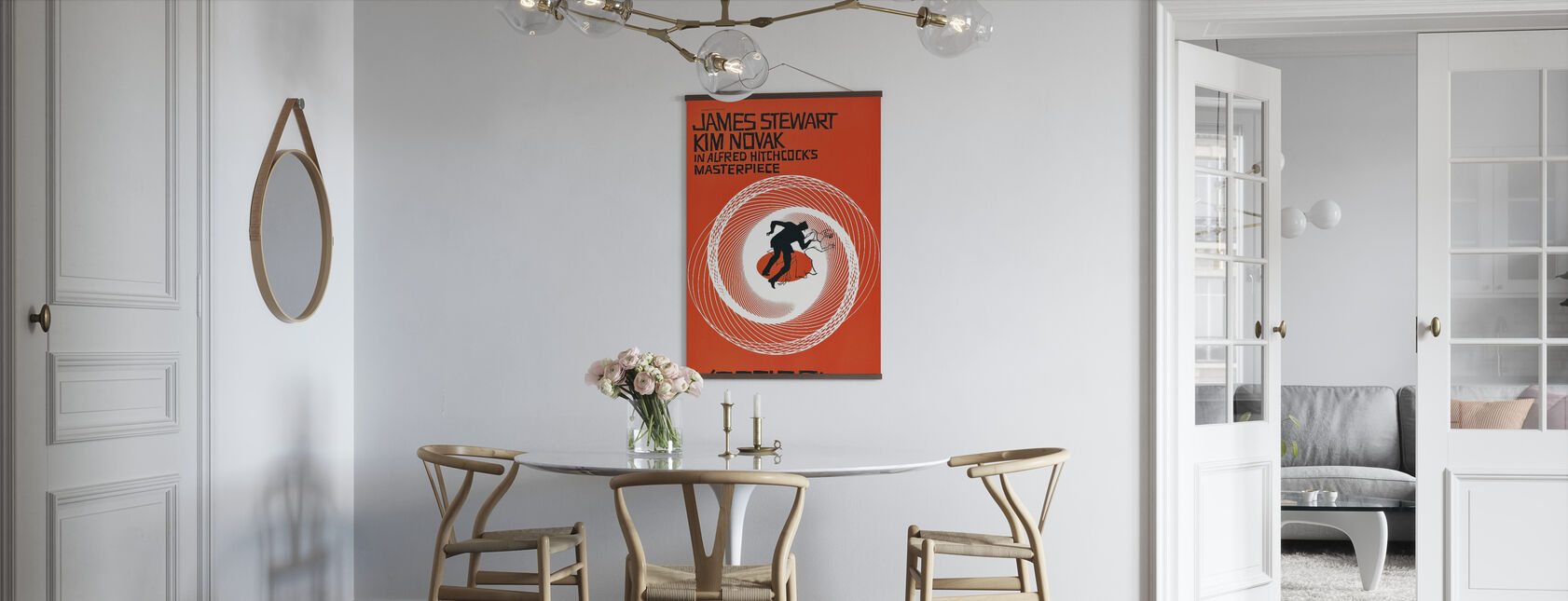 Vertigo II - Poster - Kitchen