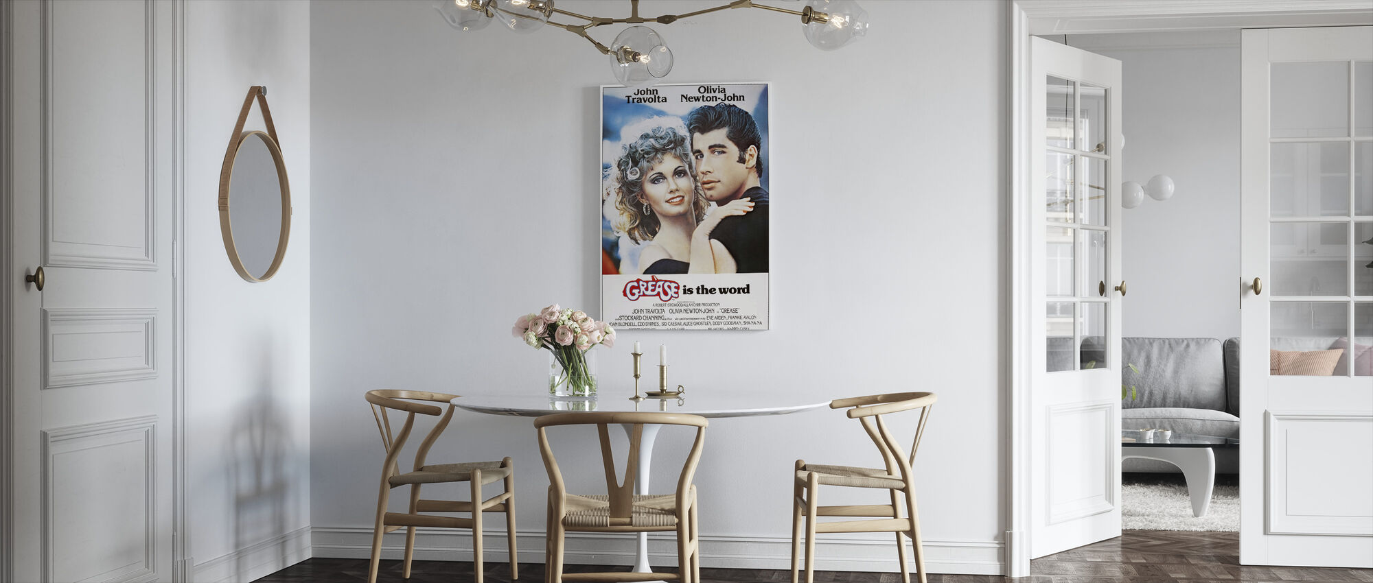 Grease II - Canvas print - Kitchen