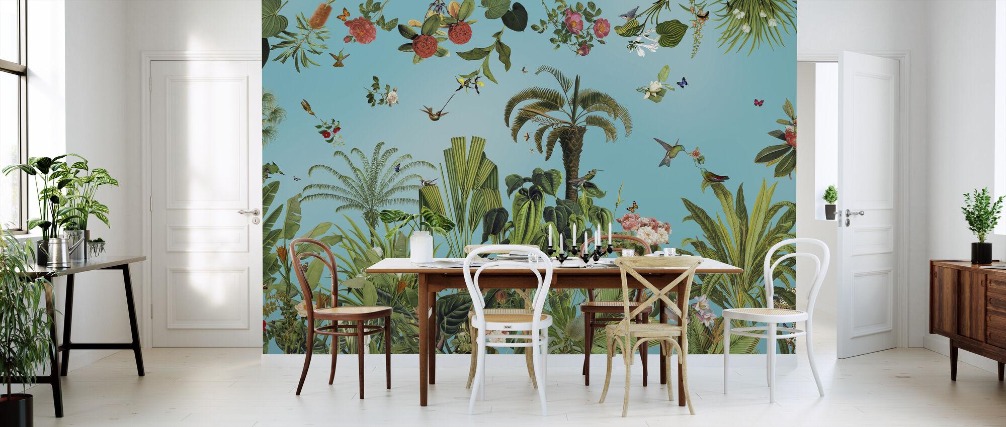 Thriver - Day - Wallpaper - Kitchen