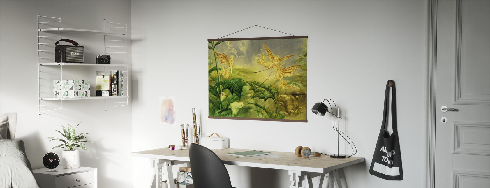Fairies - Poster - Office