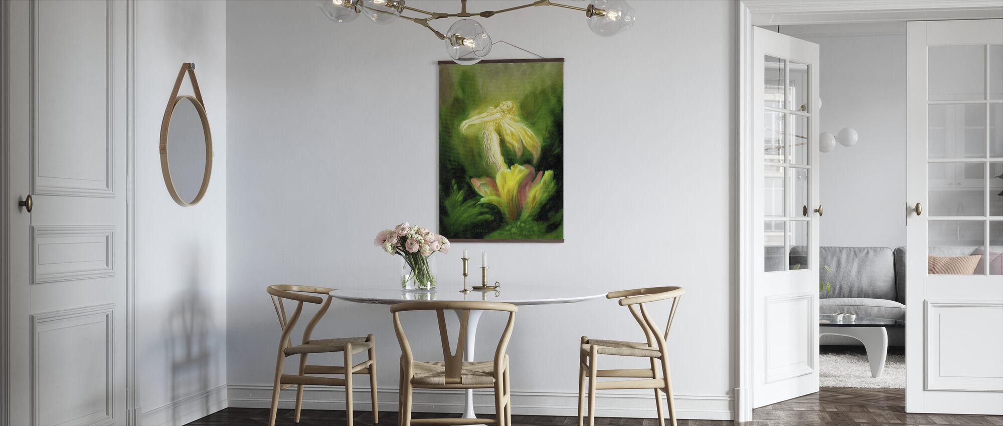 Fairy Flower - Poster - Kitchen
