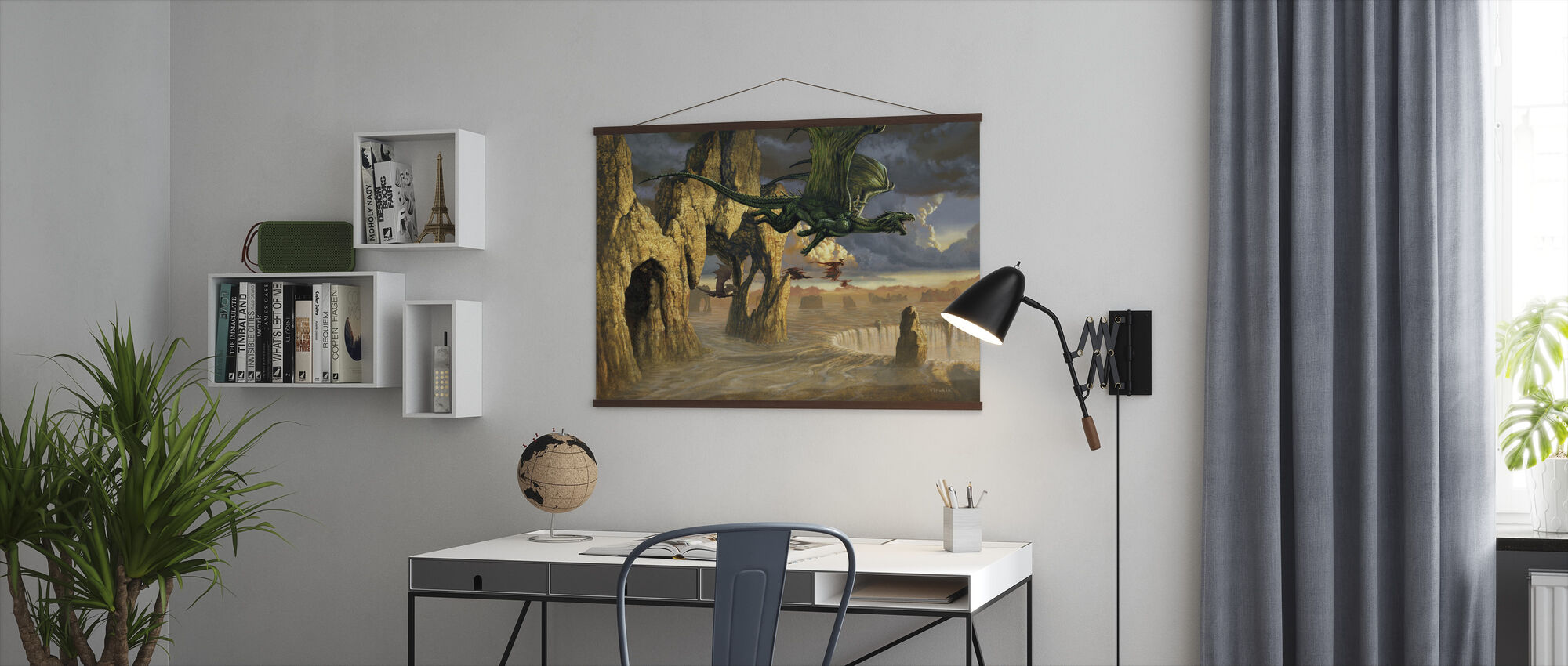 Exodux - Poster - Office