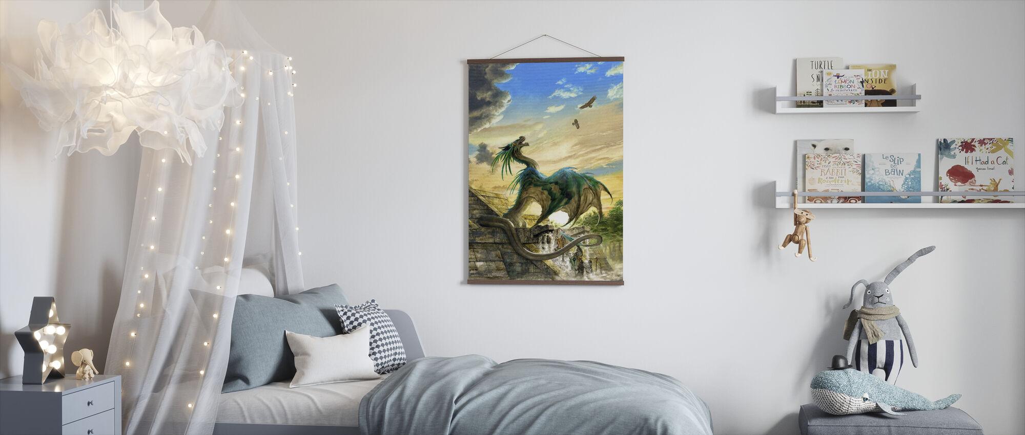 Quetzah - Poster - Kids Room