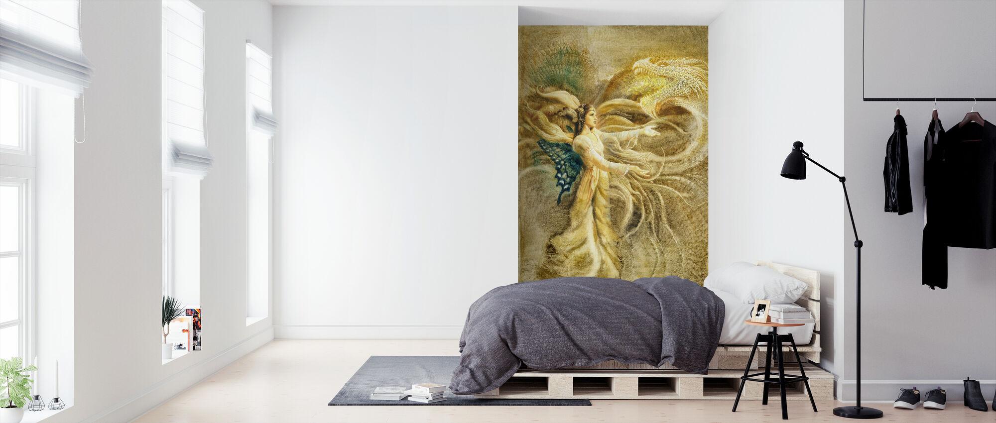 Hawap - Wallpaper - Bedroom