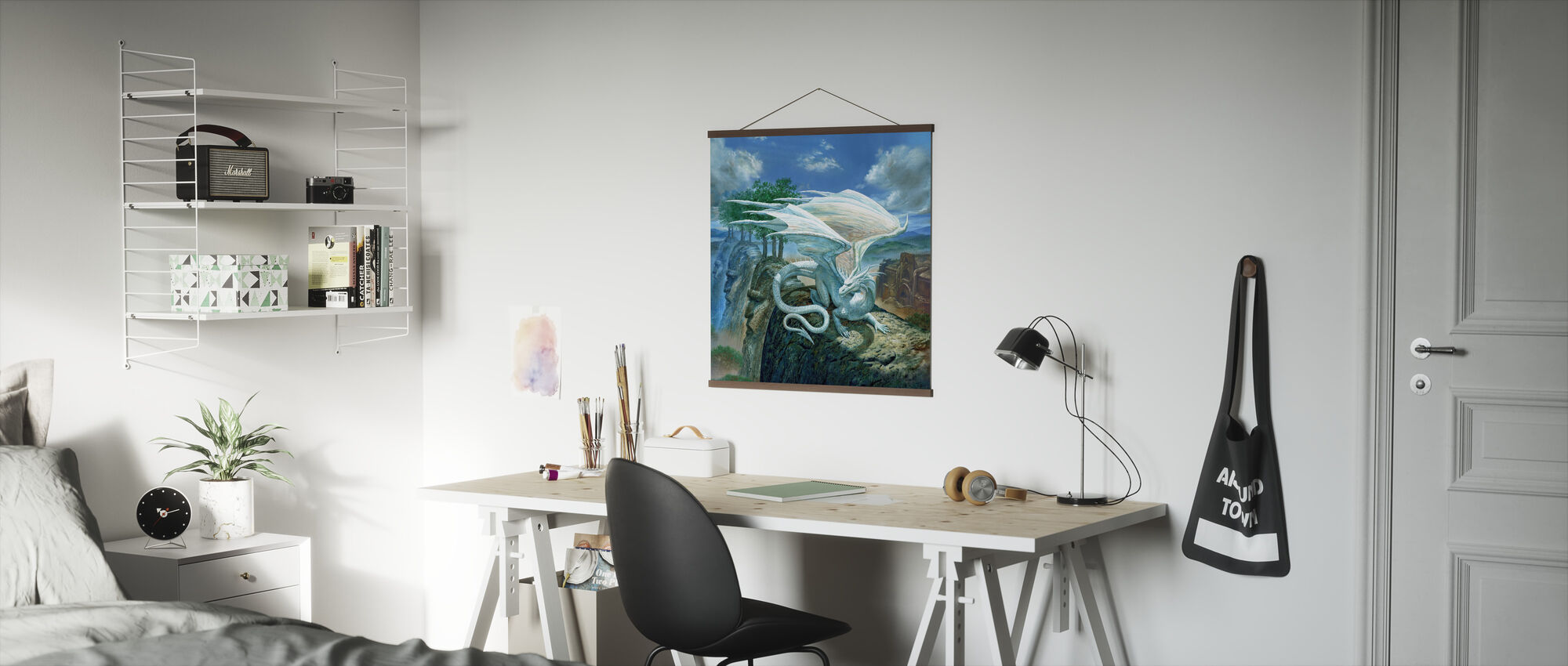 Apus - Poster - Office