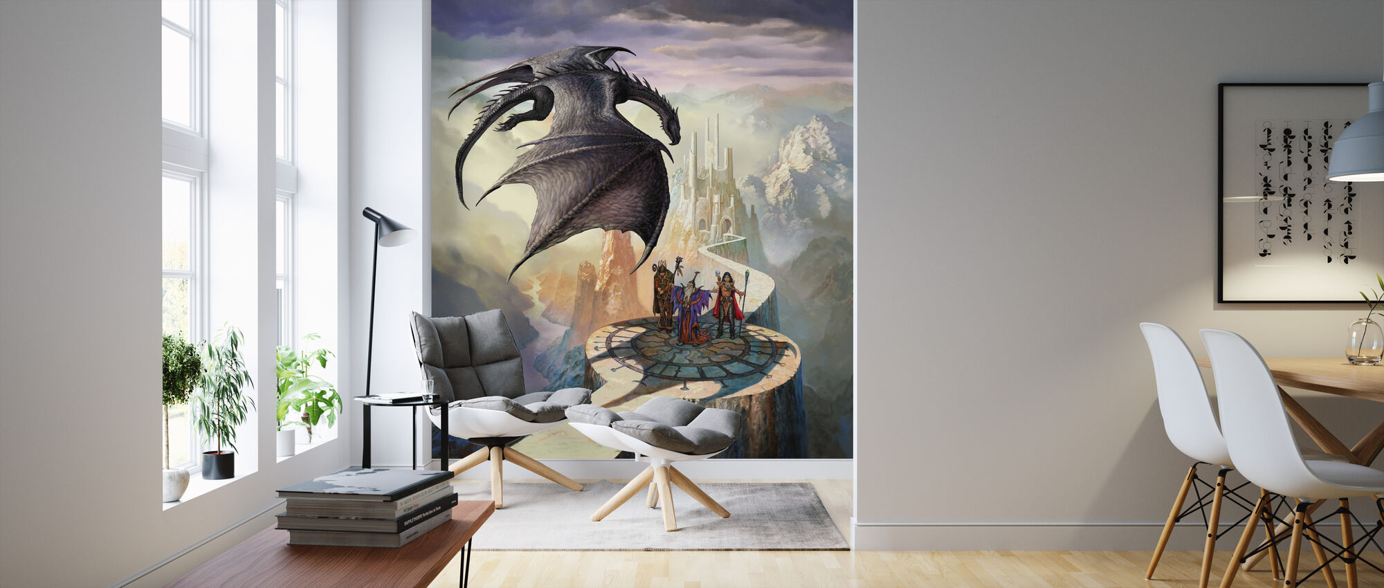 Callers - Wallpaper - Living Room