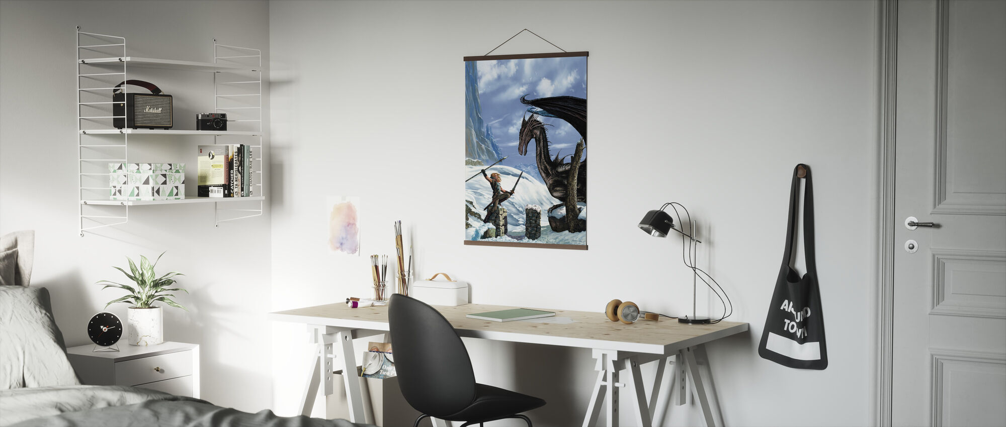 Gilthoniel - Poster - Office