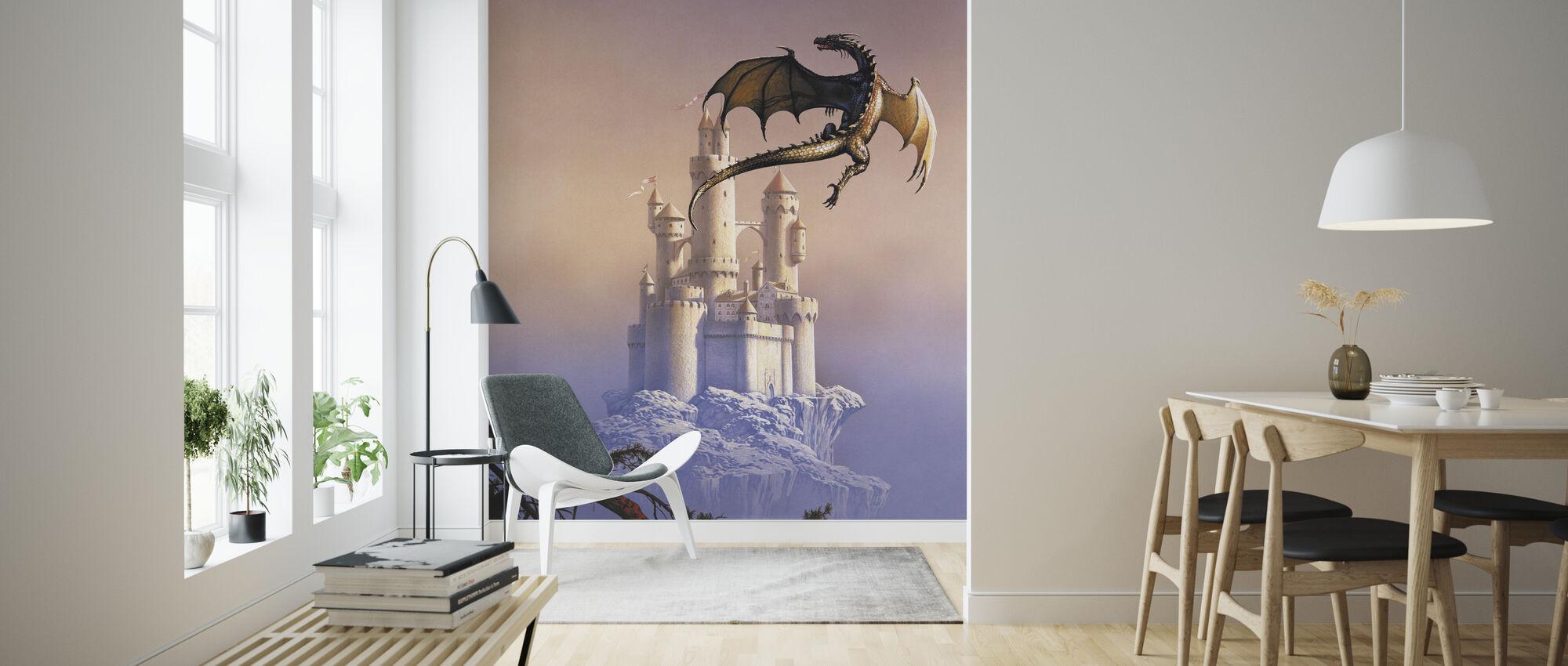 Flying Dragon Popular Wall Mural Photowall