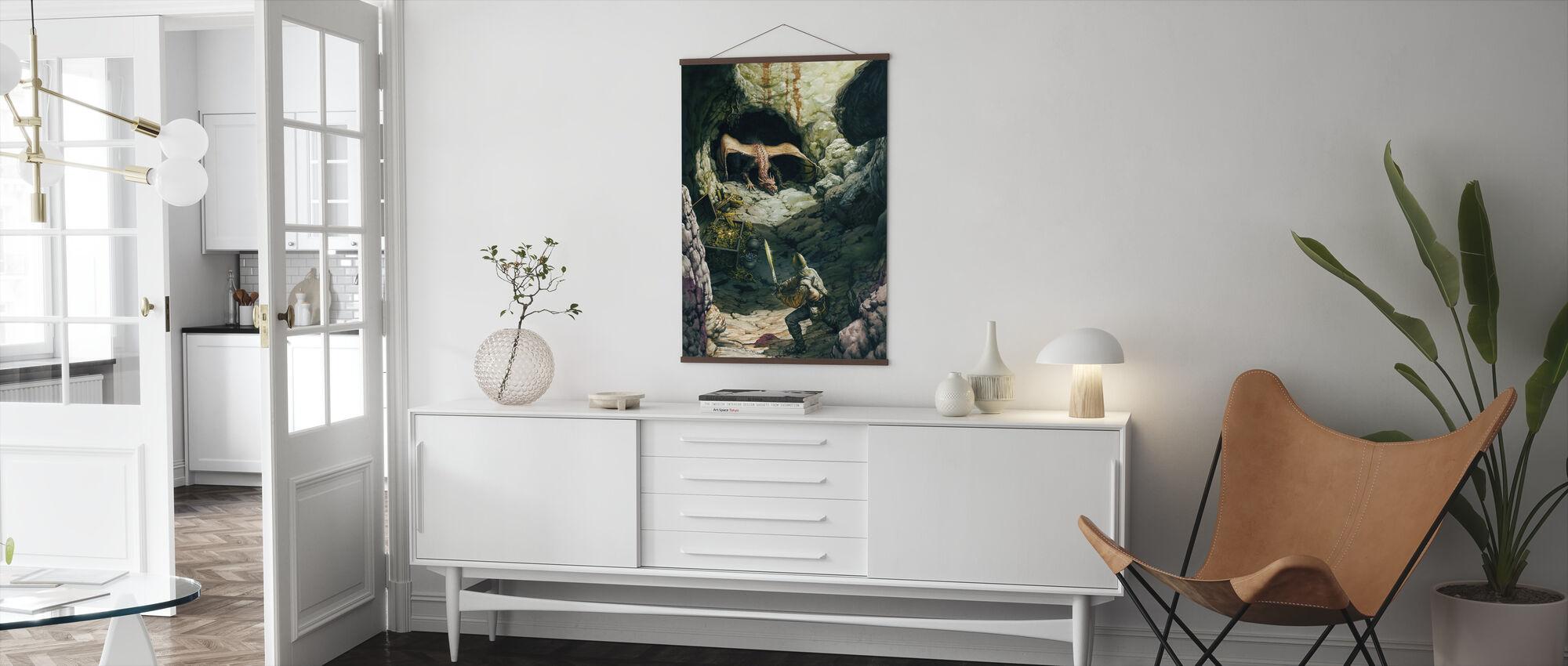 Fafner - Poster - Woonkamer