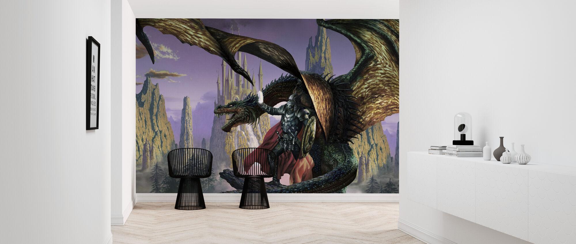 Crepusculo - Wallpaper - Hallway