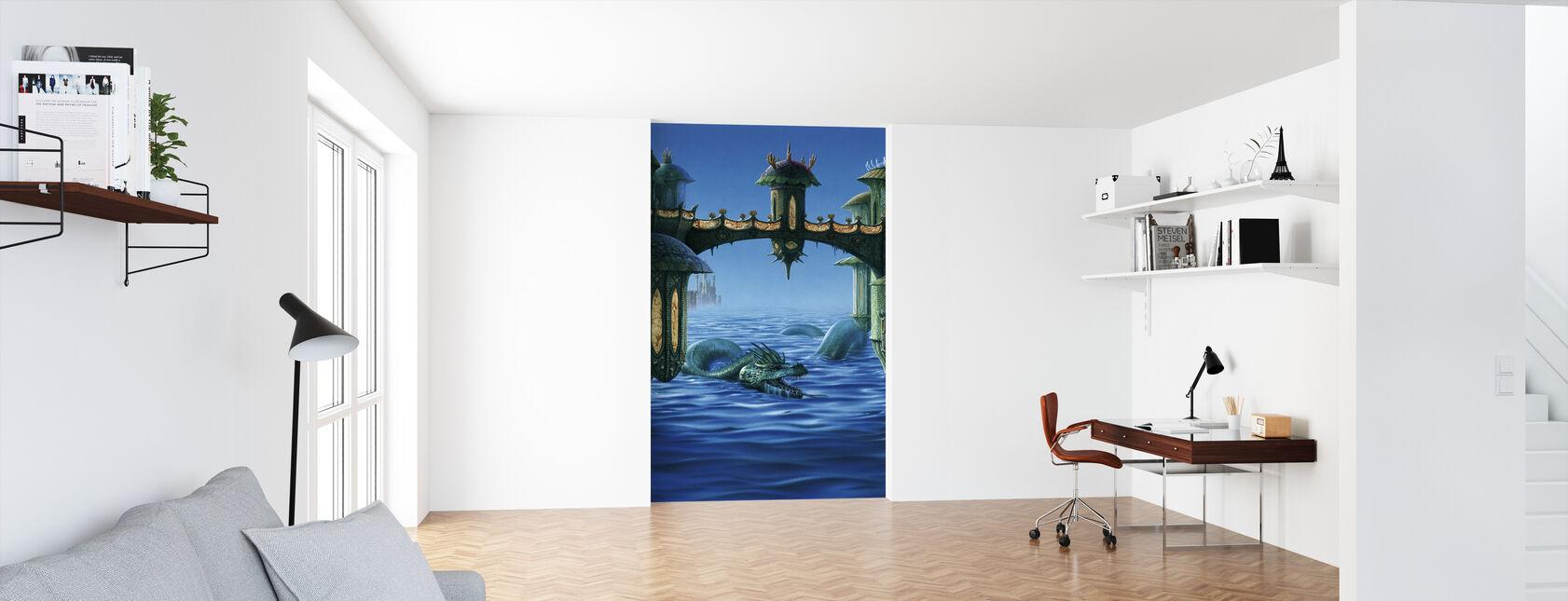 Serp - Wallpaper - Office