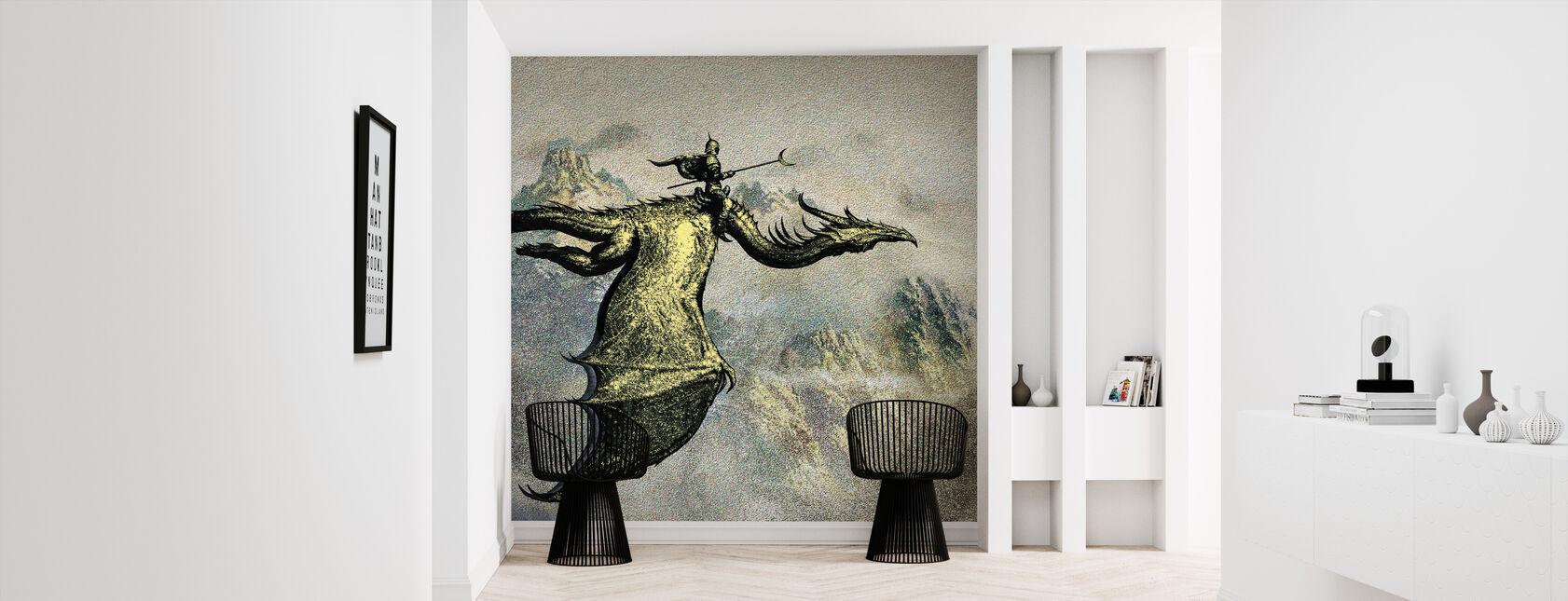 Jockey - Wallpaper - Hallway